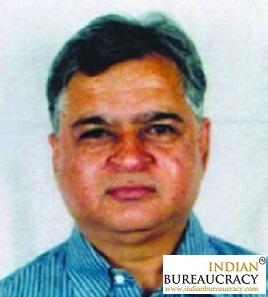 M J Thakkar IAS