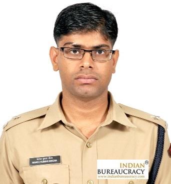 Manoj Kumar Meena IPS