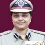 N B Bharathi IPS