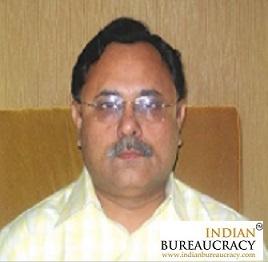 N B Upadhyay IAS