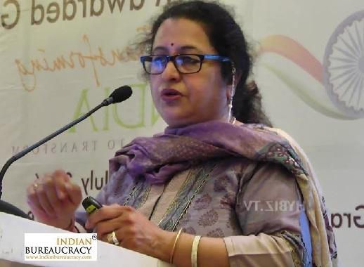 Purnima Chauhan IAS