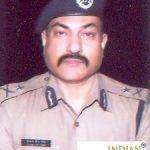 Sujan Vir Singh IPS