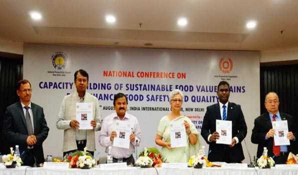 Two Day National Conference on Capacity Building of Sustainable Food Value Chains