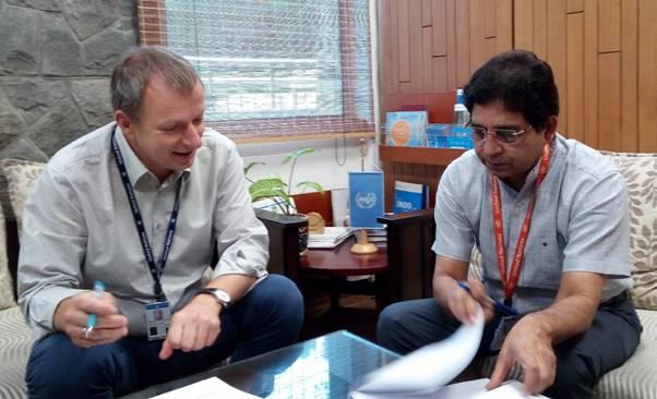 UNIDO and National Institute of Solar Energy partnership for Skill Development Program