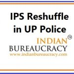 UP IPS Reshuffle in UP Police