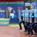 27th Anniversary celebrations of the Rapid Action Force of CRPF