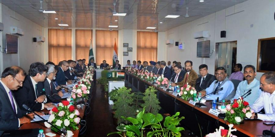 3rd Round of India- Pakistan talks on Kartarpur Sahib Corridor
