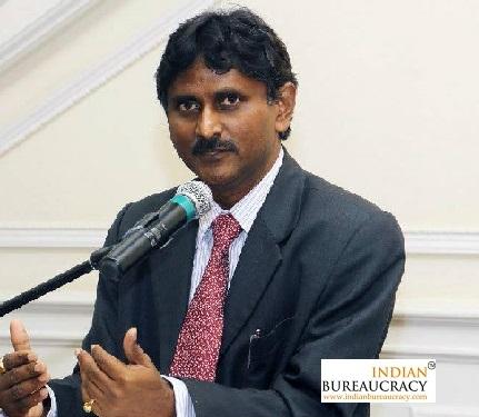 B Bala Bhaskar IFS