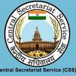 Central Secretariat Service (CSS)