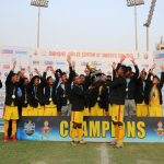 Hopewel Elias Higher Secondary School Crowned Champions of U-17