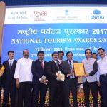 ITDC team at National Tourism Award