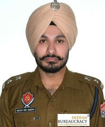 Inderbir Singh IPS PB