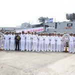 Indian Naval Ships to Kota Kinabalu, Malaysia