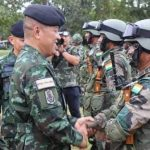 Indo-Thailand Joint Military Exercise Maitree - 2019
