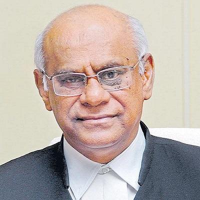 Justice P Lakshmana Reddy