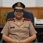 Major General Joyce Gladys Roach