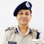 Malini Agrawal IPS