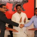 Ministry of Railways enters into an MoU with Government of Odisha