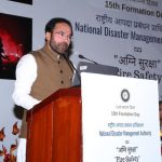 NDMA discusses 'Fire Safety in India' on its 15th Formation Day