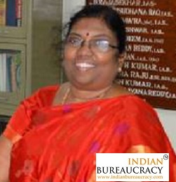 P Usha Kumari IAS
