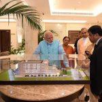 PM Inaugurates Garvi Gujarat Sadan