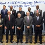 PM meets Global CEOs and Senior Executives of leading American Companies