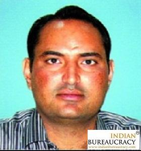 Rajesh Manjhu IAS