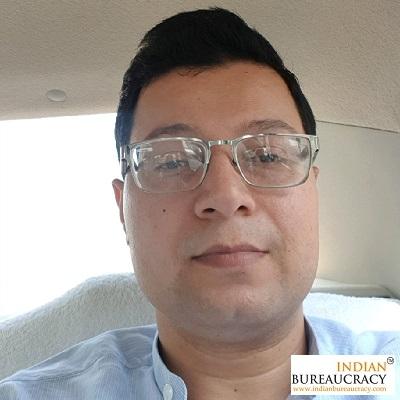 Rupesh Kumar IAS