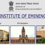 Steps taken to implement the Institutions of Eminence (IoE) Scheme