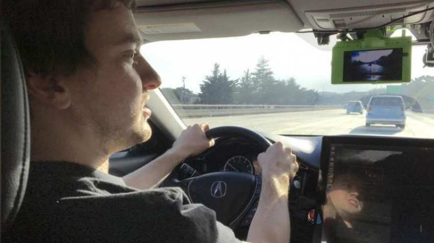 Study finds that Americans would rather drive themselves than have an autonomous vehicle drive them