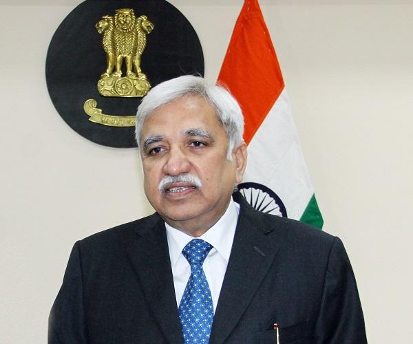 Sunil Arora CEC