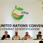 UNCCD COP14 Event begins on a high-note