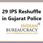 29 IPS Transfer in Gujarat Police