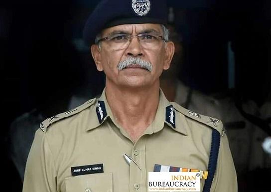 Anup Kumar Singh IPS