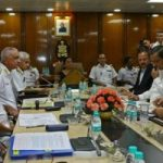 Curtain raiser - Naval Commanders' Conference