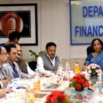 FM reviews Customer Outreach Initiatives & support to NBFCs