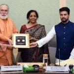 Finance Minister Releases Commemorative Coin on Paramahansa Yogananda to Mark his 125th Birth Anniversary