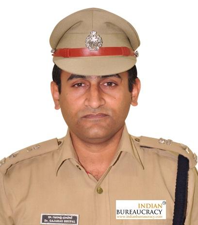 Gaja Rao Bhupal IPS