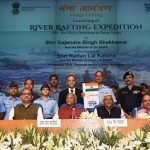 Gajendra Singh Shekhawat launches Ganga Aamantran