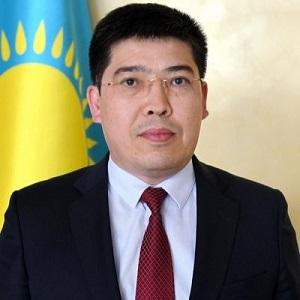 H E Mr Yerlan Alimbayev