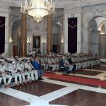 IPS Officer Trainees of 2018 Batch call on the President
