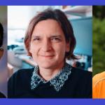 Indian-American Abhijit Banerjee, Esther Duflo & Michael Kremer