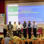 Low cost device for ocean states forecast & mapping potential fishing zones launched