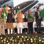 Made in India', New Delhi-Katra 'Vande Bharat' Express