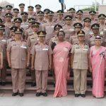 Military Nursing Service celebrates 94th Raising Day