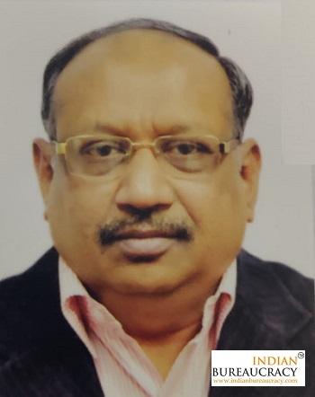 P K Gupta CMD NBCC