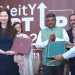 Prasad unveils new initiatives to mark first MeitY Start-up Summit