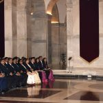 Probationers of IRS (C&CE) 69th batch call on the President