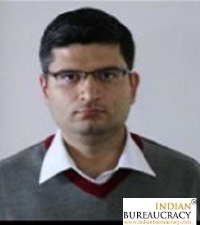 Sandeep Tewari IAS