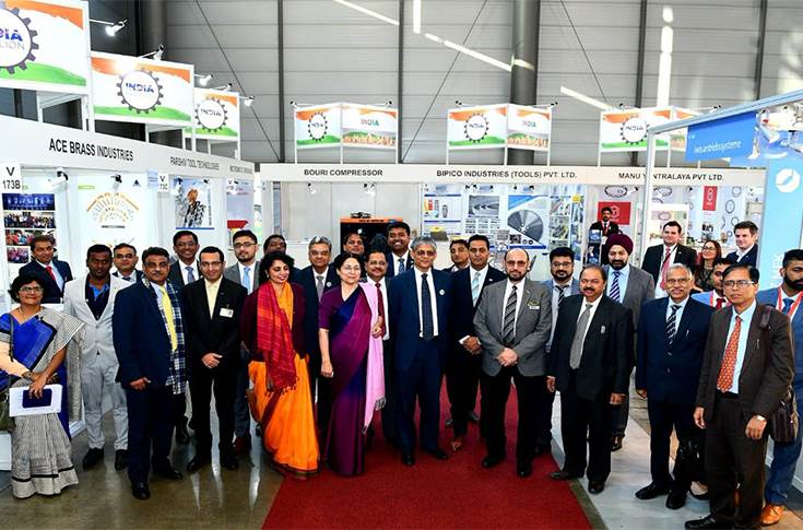 Secretary Heavy Industry leads High Level Delegation to Czech Republic